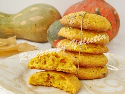 Easy pumpkin cookies
