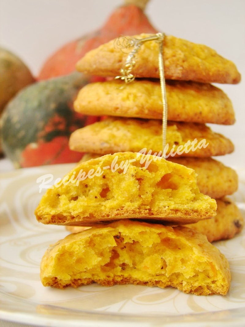 the best pumpkin cookies