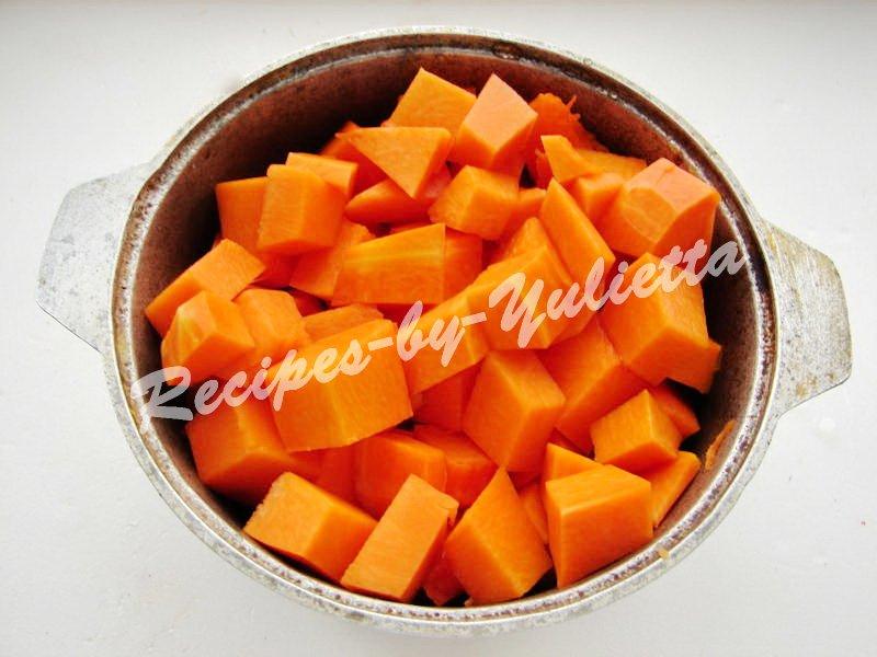 stew pumpkin