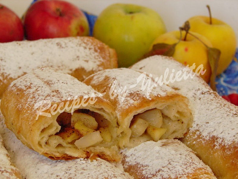 apple puffs