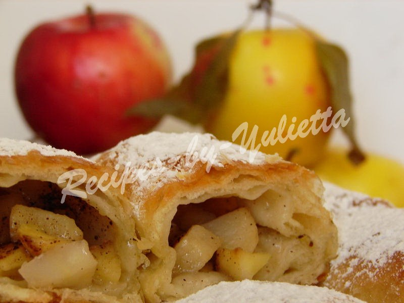 easy recipe puff pastry