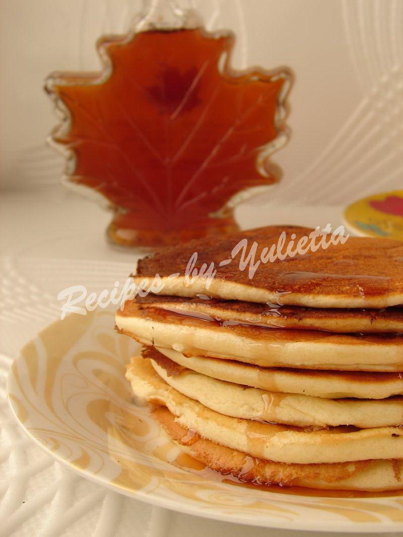 canadian pancakes recipe
