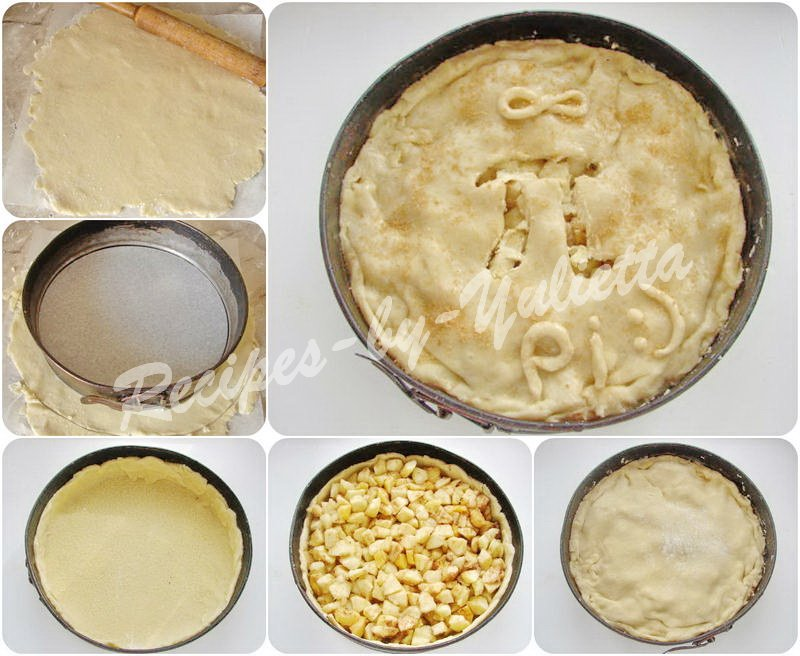 shortbread pie recipe