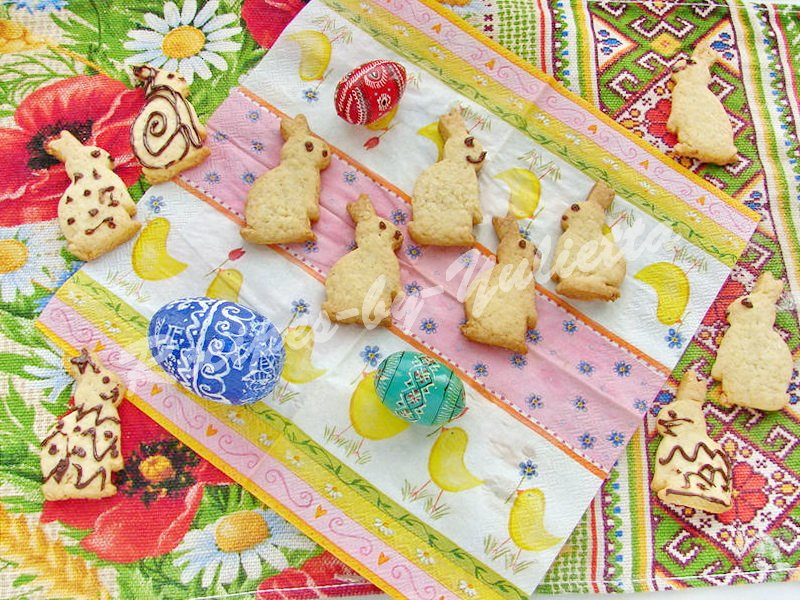 easy Easter cookies recipe