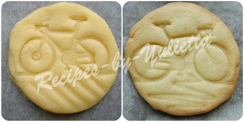 bike cookies recipe