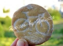 Bike Cookies