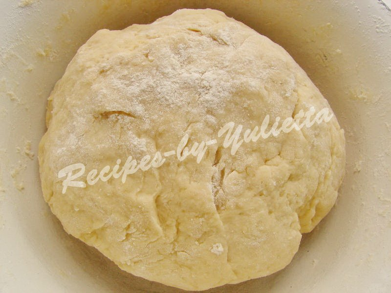 make soft dough