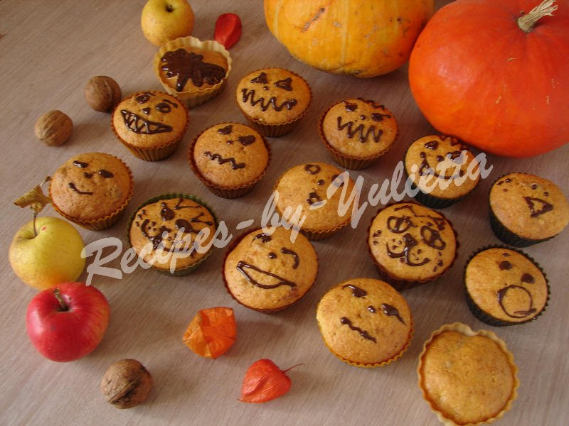 halloween cakes recipe