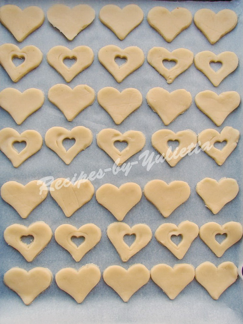 hearts cookies recipe