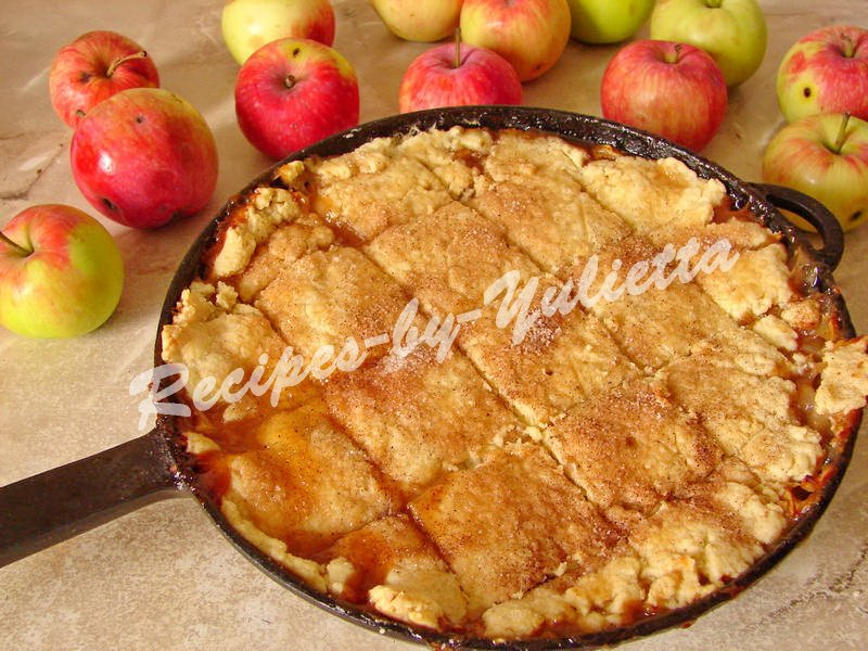 Apple pandowdy