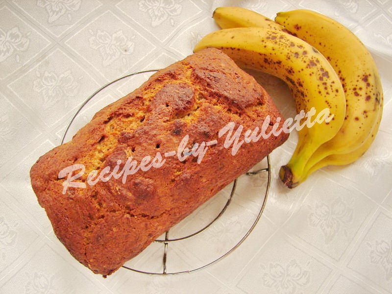 banana bread without baking soda