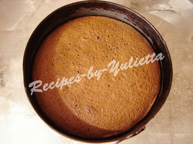 bake a coffee cake