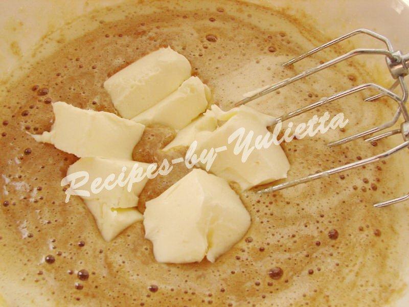 add softened butter